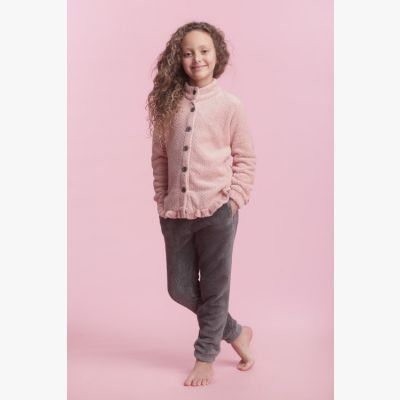 Pigiama Ragazza Coral Fleece