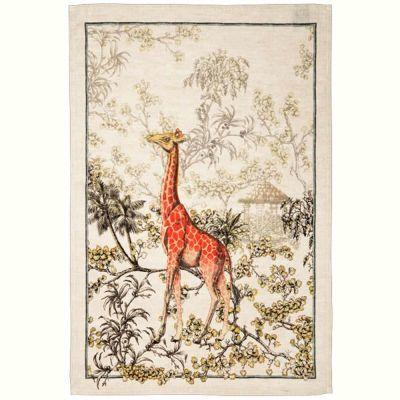 Savana Canovaccio Giraffa