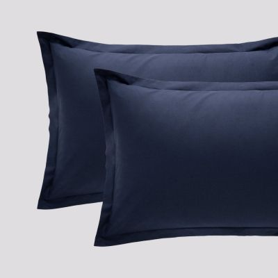 Paint Coppia Federe Blu Navy