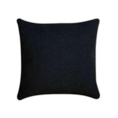 Boccaccio Cuscino Quadrato Nero