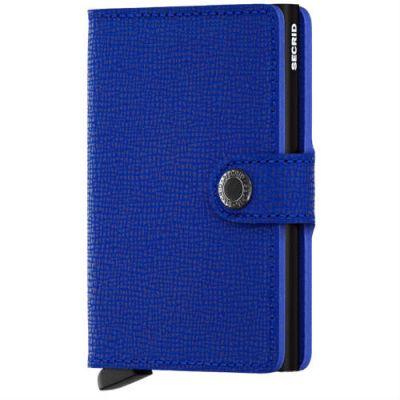Miniwallet Crisple Blue - Black