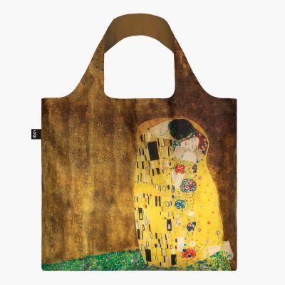 Gustav Klimt, The kiss, 1907-08 Bag