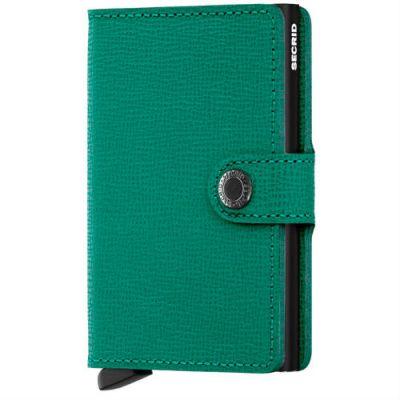 Miniwallet Crisple Emerald