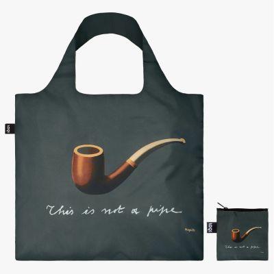 René Magritte, The Treachery of Image Bag