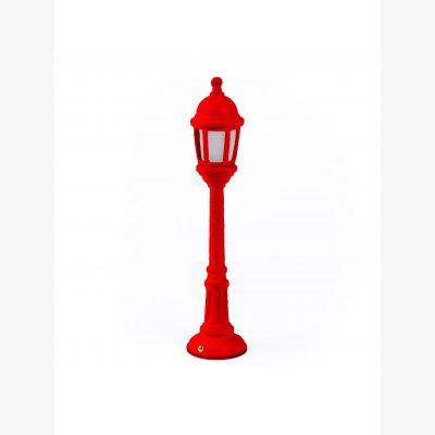 Street Lamp Dining Rossa