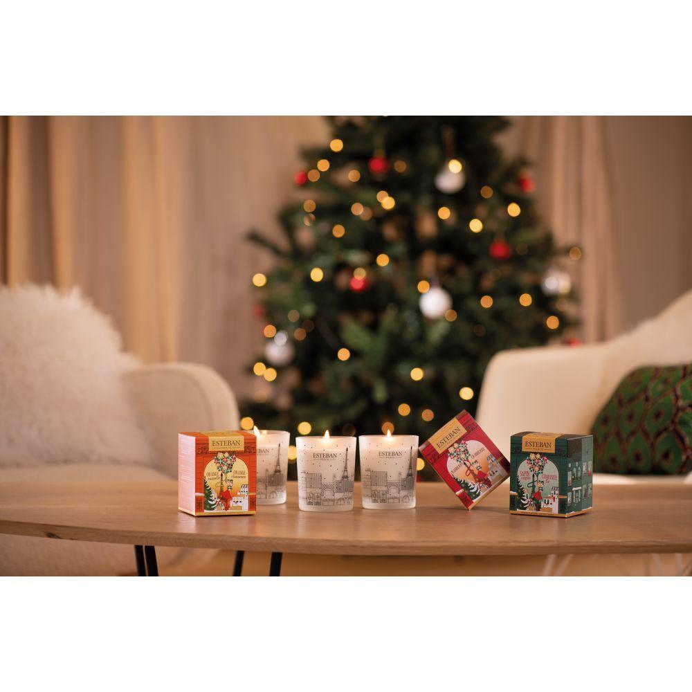 Sapin Exquis Bougie parfumée - Edition Noël