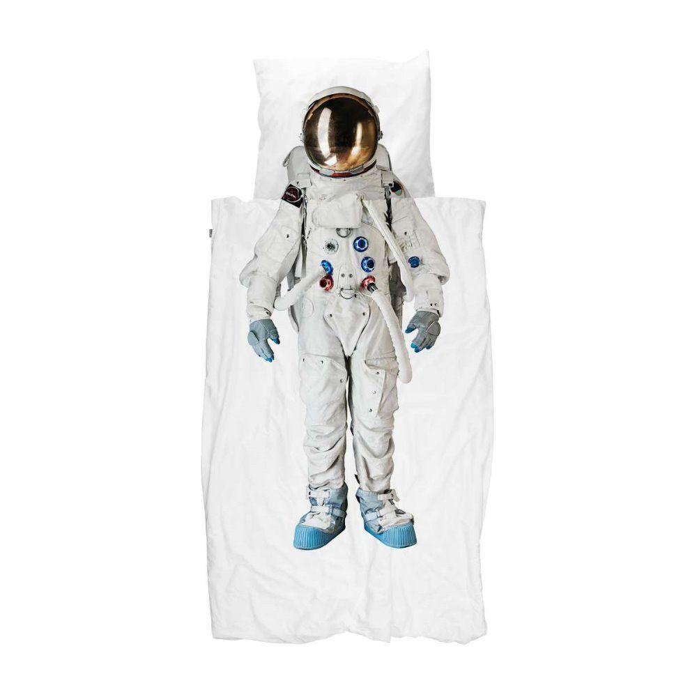 Astronauta Parure Copripiumino Singolo